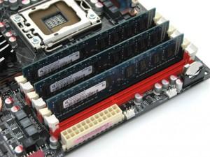 Stloty pre pamäte RAM